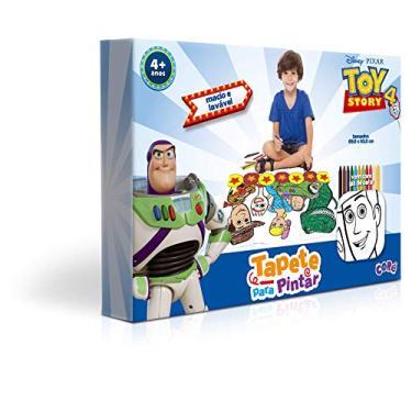 Imagem de Tapete Para Pintar - Toy Story 4 Toyster Brinquedos Colorido