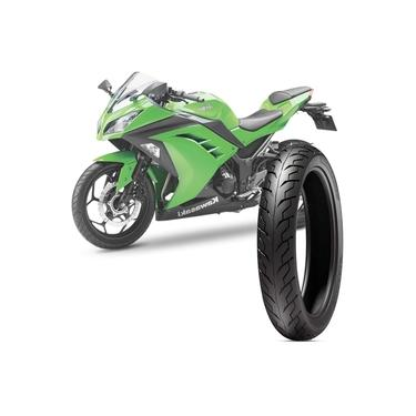 Pneu Moto Ninja 300 Levorin by Michelin Aro 17 110/70-17 54H TL Dianteiro Matrix Sport