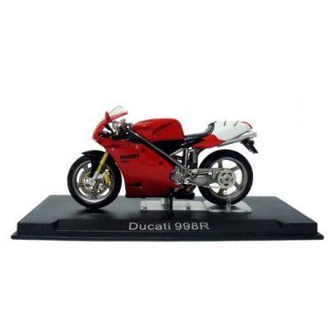 Imagem de Ducati 998R 1:24 Ixo Models