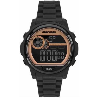 9779e4f36c5 Relógio Feminino Mormaii Maui Action MO1462B 8J - Preto