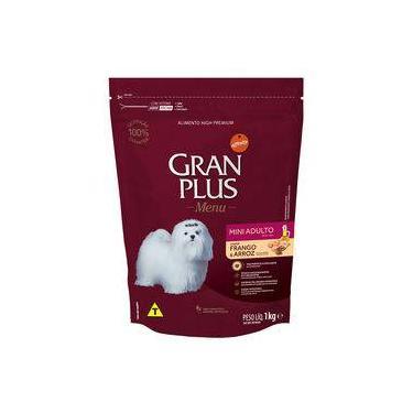 Ração Affinity Petcare Gran Plus Frango E Arroz Para Cães Adultos Mini - 1 Kg
