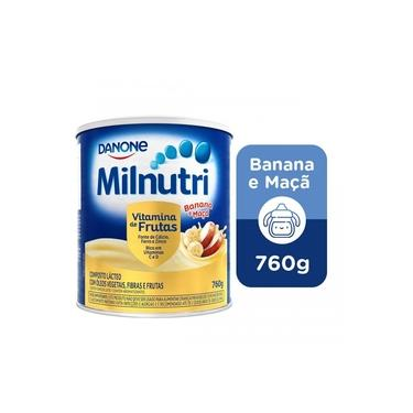 Imagem de Composto Lácteo Milnutri - Vitamina de Frutas (760g)