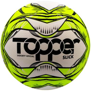 Imagem de Bola Futebol Society Topper Slick 2020 Oficial