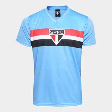 85a732a178 Camisas de Times de Futebol Casuais São Paulo