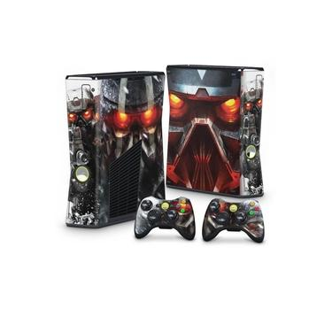 Skin Adesivo para Xbox 360 Slim - Killzone 3