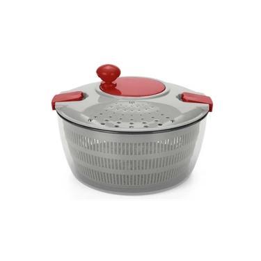 Centrífuga de alimentos manual com travas de segurança e sistema de drenagem - ud003