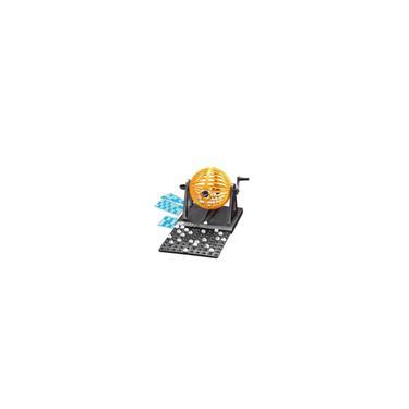Imagem de Jogo de bingo com roleta E cartelas