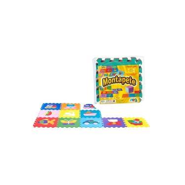 Imagem de Tapete De Atividades Infantil Eva Figuras - Nig Brinquedos