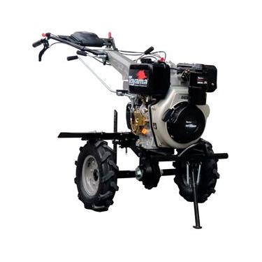 Motocultivador A Diesel 4T Toyama TDT135R8-XP 418cc Partida Manual