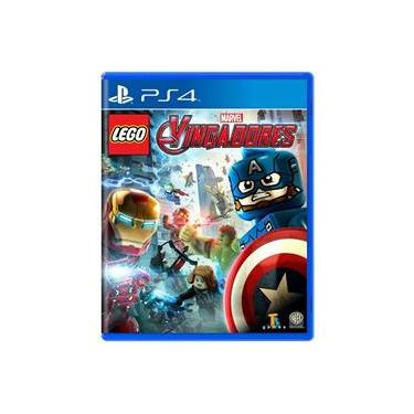 Lego Marvel Vingadores - PS4