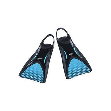 Nadadeira Speedo Power Fin Azul