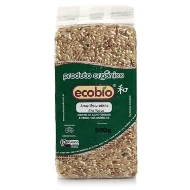 Arroz Misturadinho Ecobio Orgânico 500g 500g