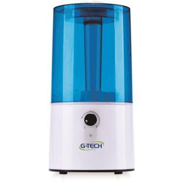 Imagem de Umidificador De Ar Ultrassônico 3L G-Tech Allergy Free Hm Bivolt G-Tech