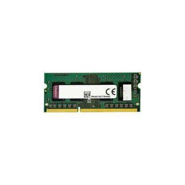 Memória Ram para Notebook Kingston KVR16LS11/4 DDR3 de 4GB 1600MHz