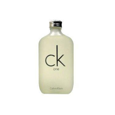 CK One Unissex 100ml - Calvin Klein