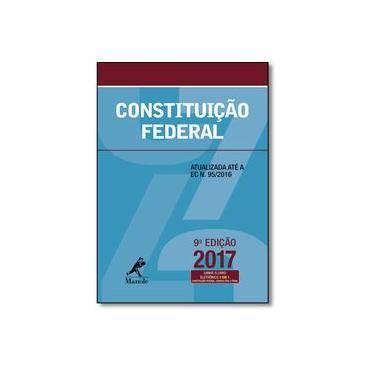Constituição Federal - Vários Autores - 9788520453292