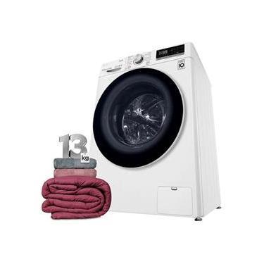 Imagem de Lava e Seca Smart LG VC4 13kg Branca com Inteligência Artificial AIDD