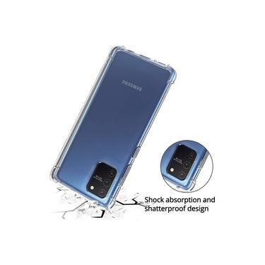 Capa Tpu Antishock Case Bordas Reforçadas Samsung Galaxy S10 LITE 6.7