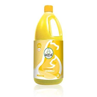 Elim.Odores Citrus 2lts PU Green Pet Care