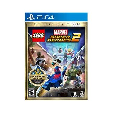 Jogo LEGO® Marvel Super Heroes 2 Deluxe Edition - PlayStation 4
