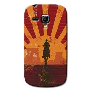 Capa Personalizada para Samsung Galaxy S3 Mini I8200 - AT53