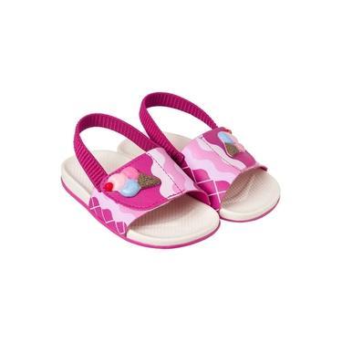 Chinelo Infantil Klin Summer 010 Pink