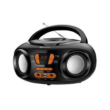 Rádio Portátil Mondial BX-19, 8W, Bluetooth, USB, Display Digital - Bivolt
