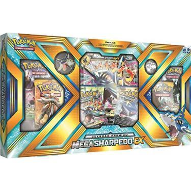 Imagem de Jogo de Cartas Pokémon Box Mega Copag