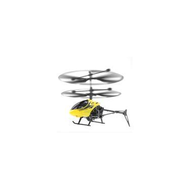 Imagem de Helicóptero de controle remoto bidirecional brinquedo modelo infantil com