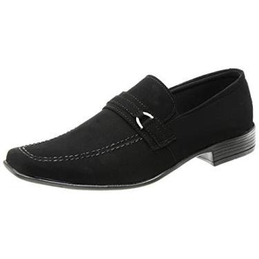 Sapato Social Masculino SLZ 1103 PRETO (38)