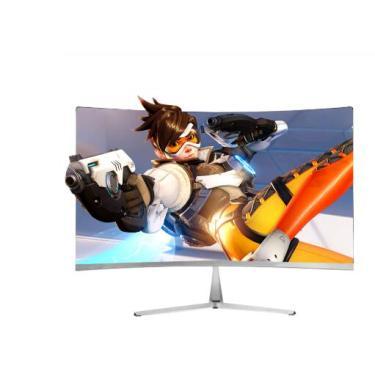 """27 """"curvado monitor curvado do jogo de 27 polegadas do monitor 144hz com relação de vga hdmi 222159892"""