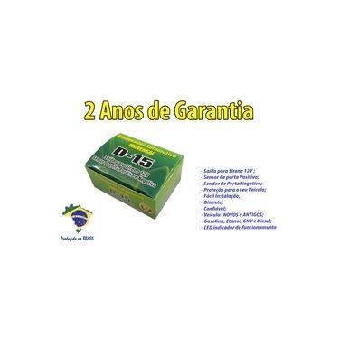 Alarme Bloqueador Automotivo Veicular D-15