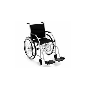 Imagem de Cadeira de rodas 101 cinza cds