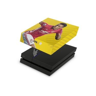 Capa Anti Poeira para PS4 Fat - Fifa 17