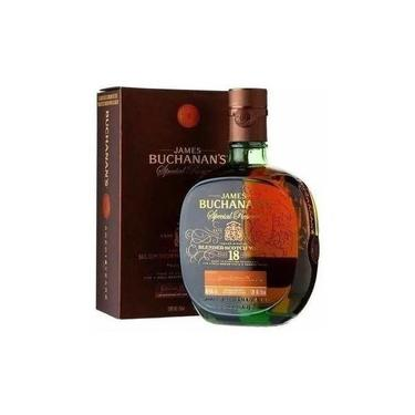 Whisky Buchanans 18 Anos Special Reserve 750ml