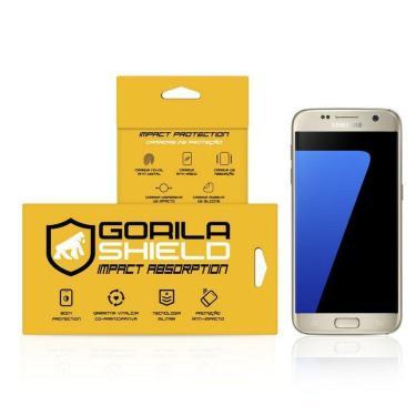 Película Nano Gel Dupla para Samsung Galaxy S7 Flat  – Gorila Shield (Cobre toda tela)
