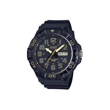 f3f169a71bd Relógio Masculino Casio Analógico MRW-210H-1A2VDF - Preto