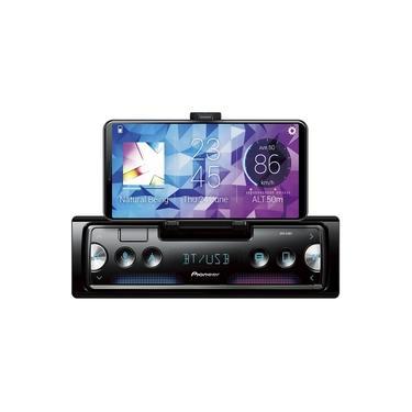Som Automotivo MP3 Player SPH-C10BT Pioneer Bluetooth,USB,Rádio AM,Rádio FM