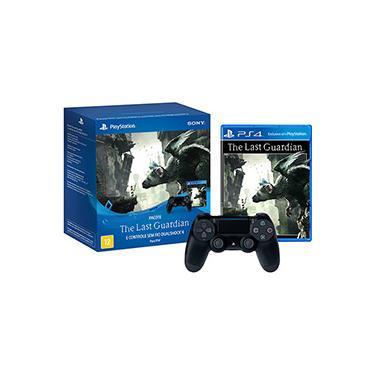 Bundle Game The Last Guardian + Controle Dualshock 4 - PS4