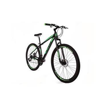 Bicicleta Aro 29 Alfameq Supreme Freio Hidráulico 24 Marchas Quadro 17