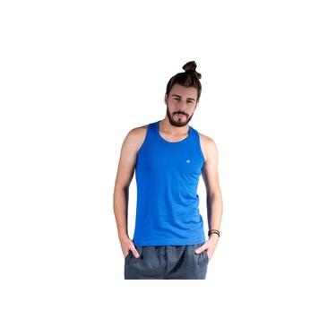 Regata Mister Fish Básica Estilo Nadador Azul Royal