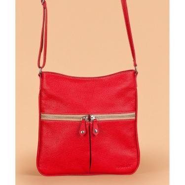 Bolsa Soulier Bolsinha Maravilha Vermelho  feminino