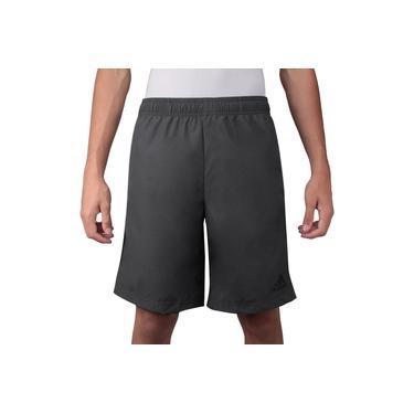 Shorts Adidas ColorBlock Cinza