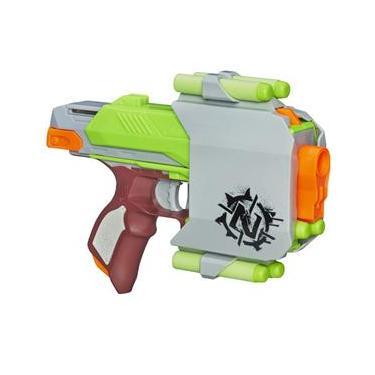 73018f2ddb Lançador de Dardos Nerf Hasbro Zombie Strike – Sidestrike