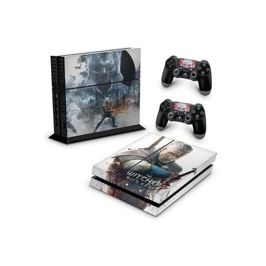 Skin Adesivo para PS4 Fat - The Witcher #B
