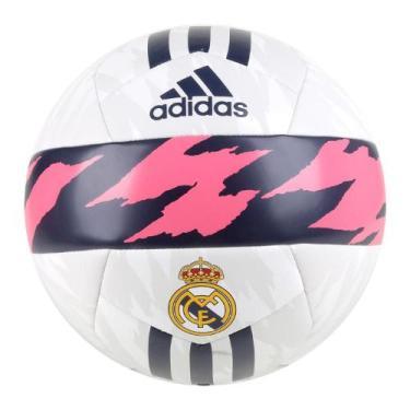 Imagem de Bola De Futebol Campo Real Madrid Adidas