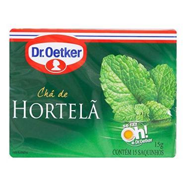 Chá Dr Oetker Hortelã 15g