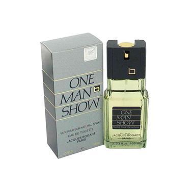 Perfume One Man Show Jacques Bogart Masculino Eau de Toilette 100ml