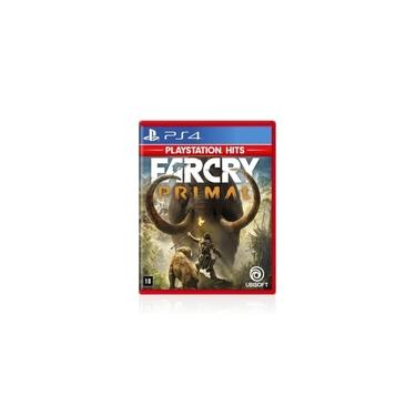 Jogo Game Far Cry Primal - Ps4