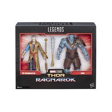 Boneco Marvel Legends The Granmaster E Korg - Hasbro E6343